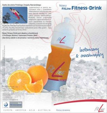 fitness drink vistafit
