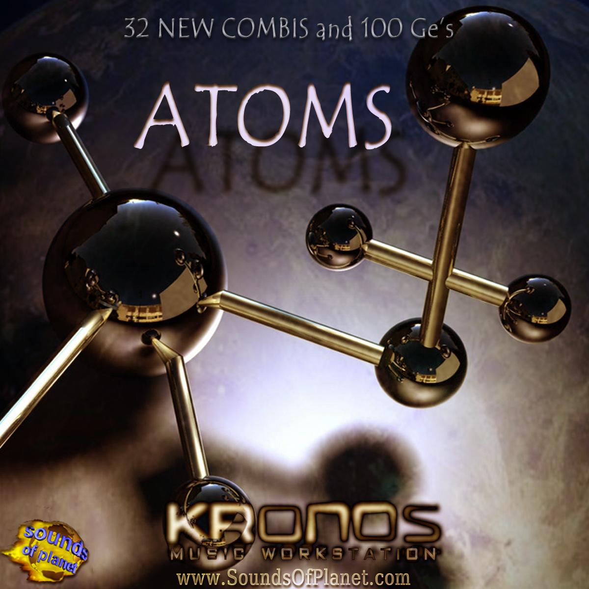 ATOMS Kronos 2 :: Soundsofplanet