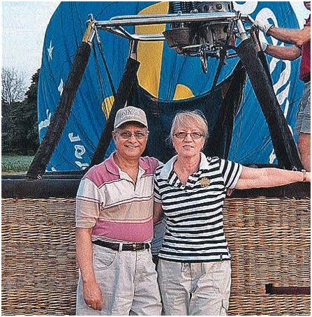Галина с мужем Энсли живут в Филадельфии.