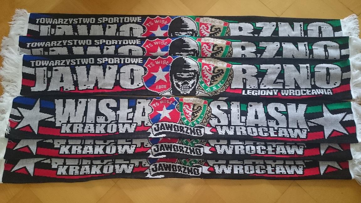 Szalik Wisła Kraków Jaworzno