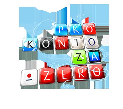 Konto za Zero w PKO BP