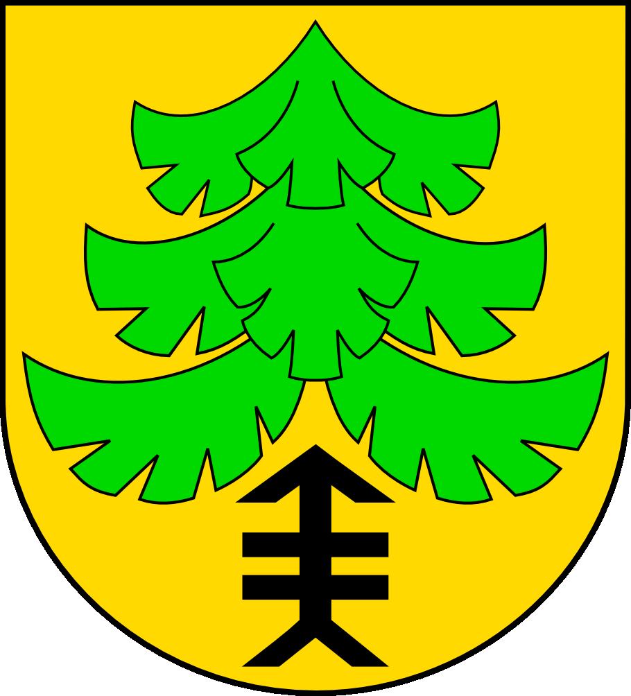 Herb miasta i gminy Jedlicze