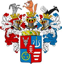 Herb baronowski Remigiana Karnickiego