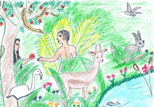 Adam I Ewa Wiersze Dla Dzieci Wiersze Religijne