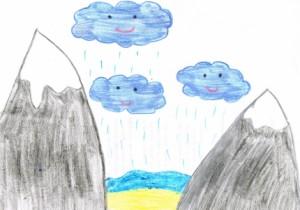 Chmury Dbają O Figury Wiersze Dla Dzieci Wiersze