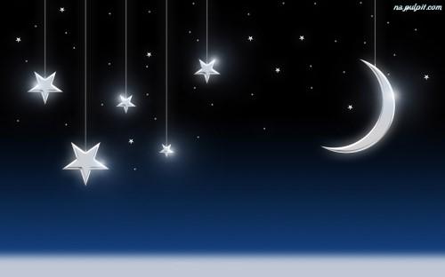 I Znowu Noc Wiersze Dla Dzieci Wiersze Religijne Baśnie