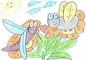 Komar I Mucha Wiersze Dla Dzieci Wiersze Religijne
