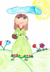 Idzie Wiosna Wiersze Dla Dzieci Wiersze Religijne