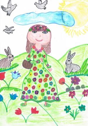 Przyszła Wiosna Wiersze Dla Dzieci Wiersze Religijne