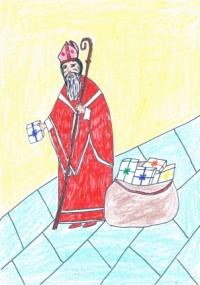 List Do świętego Mikołaja Wiersze Dla Dzieci Wiersze