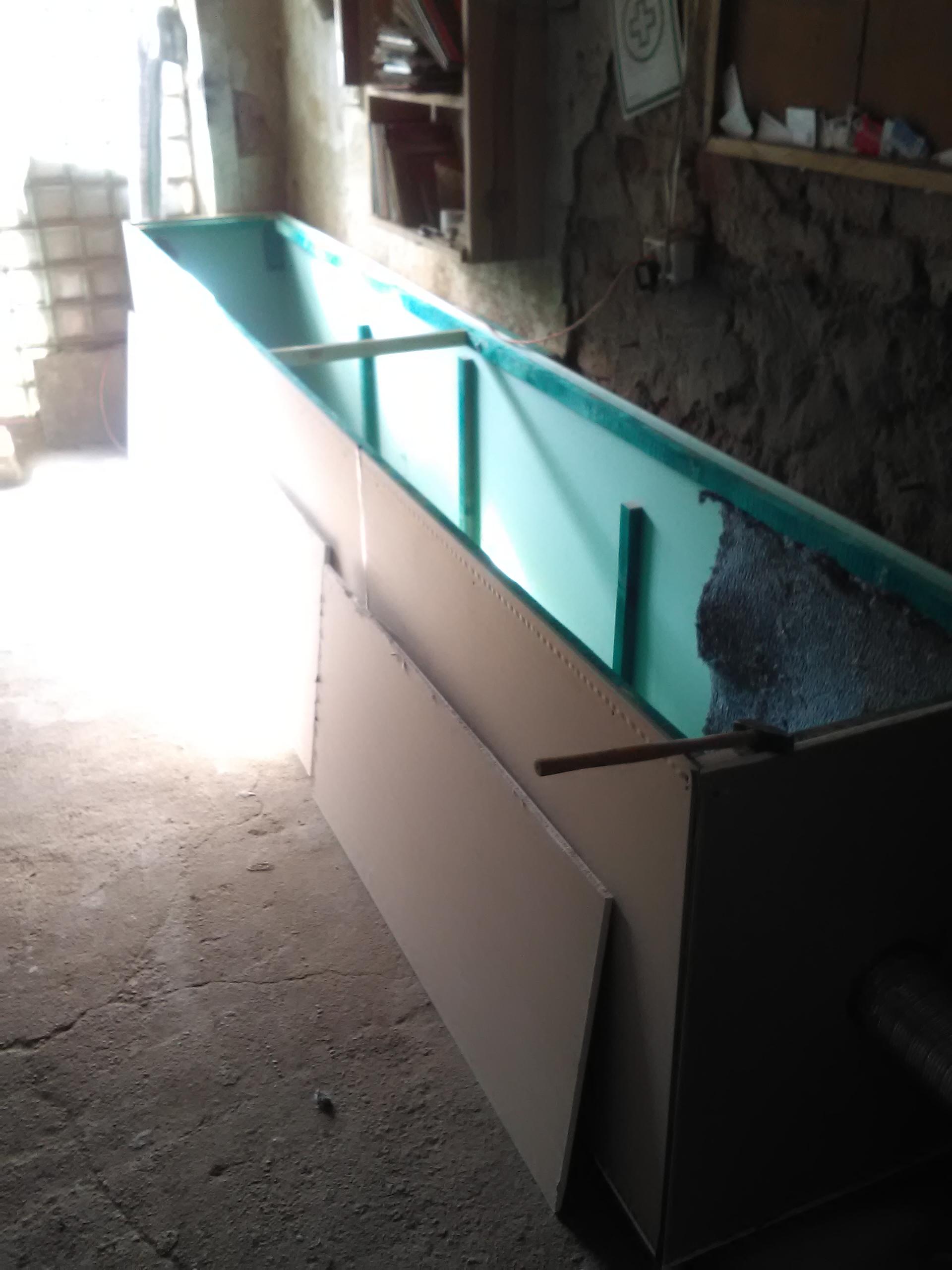 Podręczna komora do suszenia tarcicy i wyrobów surowych