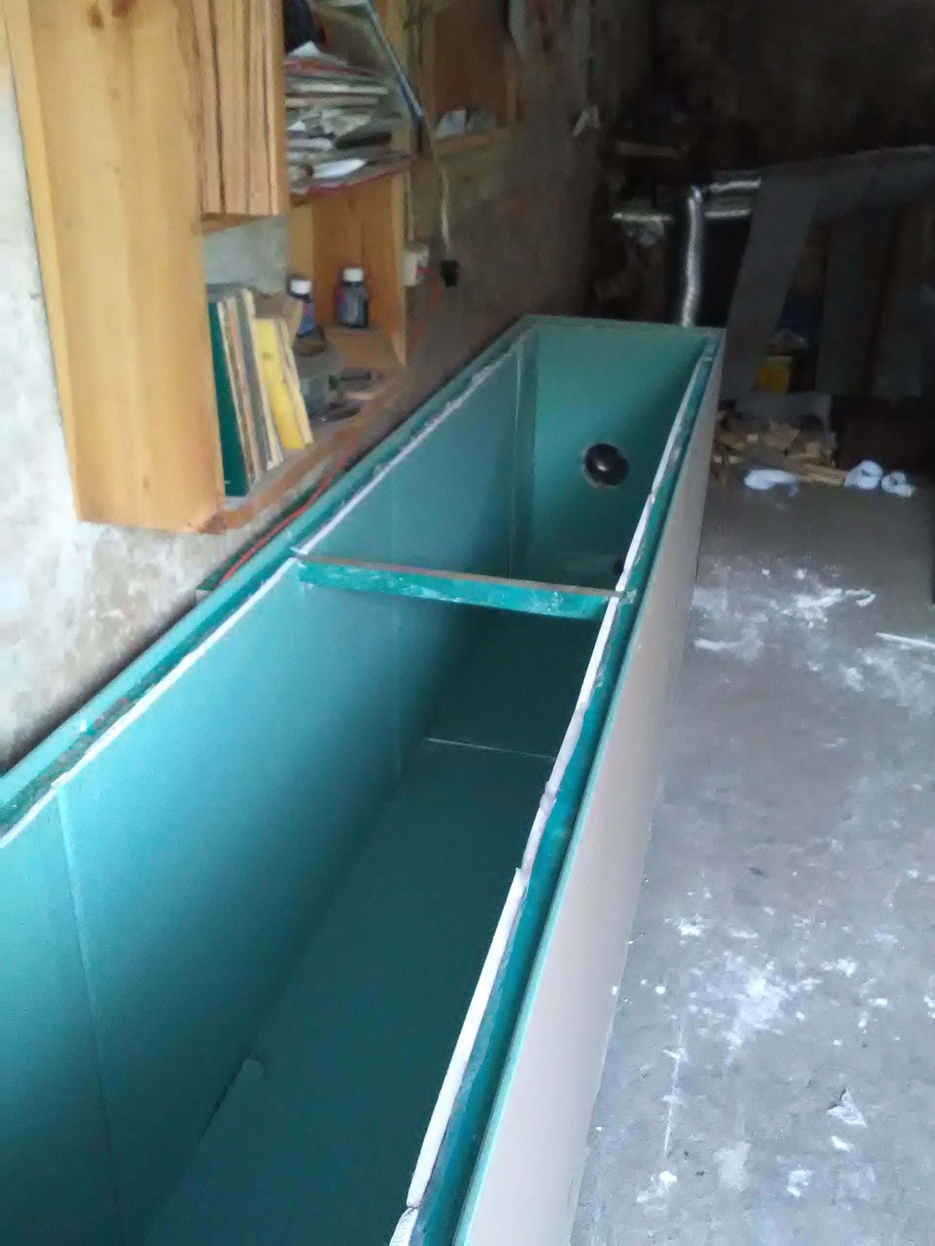 ukończona komora suszarnicza do małego zakładu stolarskiego