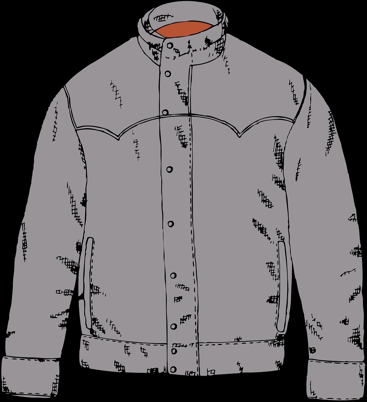 die Jacke - kurtka